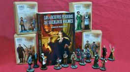 Paseo por Baker Street: una invitación de Rodolfo Martínez y Marco Navas. Sherlock Holmes en MoonMagazine. Sherlockians.