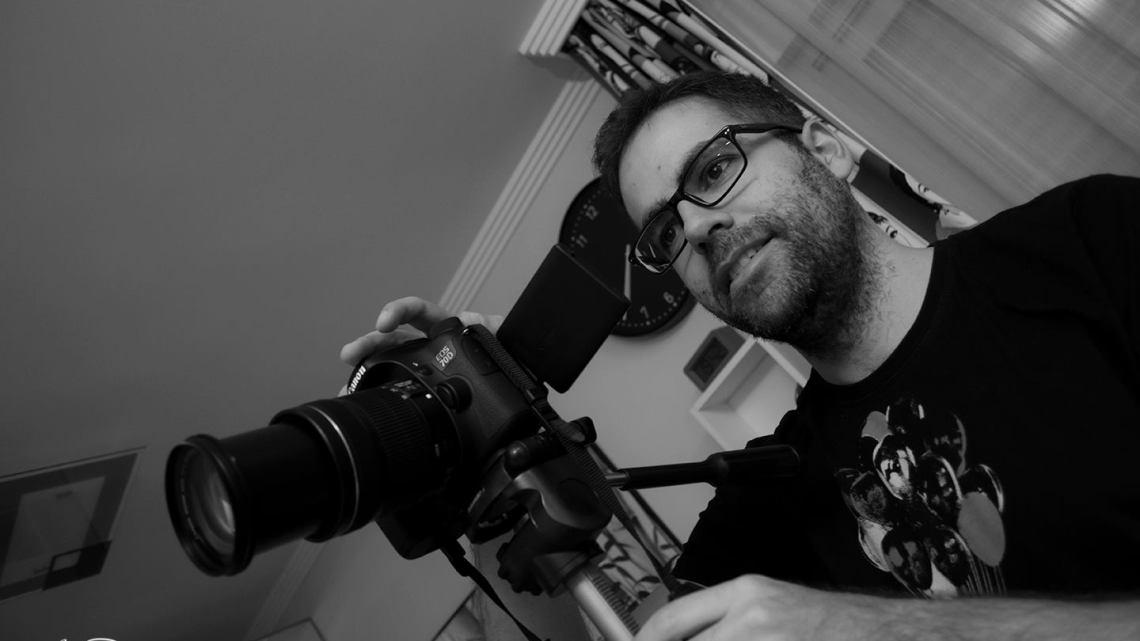Sergio Sánchez Cano: precisión exigente y sobriedad clásica. Entrevista de José Manuel Cruz para Corto Adictos. Revista MoonMagazine.