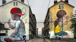 Grenoble Street Art Fest