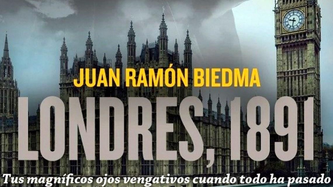 Londres, 1891. Lectura mano a mano con Juan Ramón Biedma