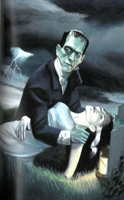 Frankenstein resuturado: excelente homenaje literario y artístico a la criatura de Mary Shelley 4