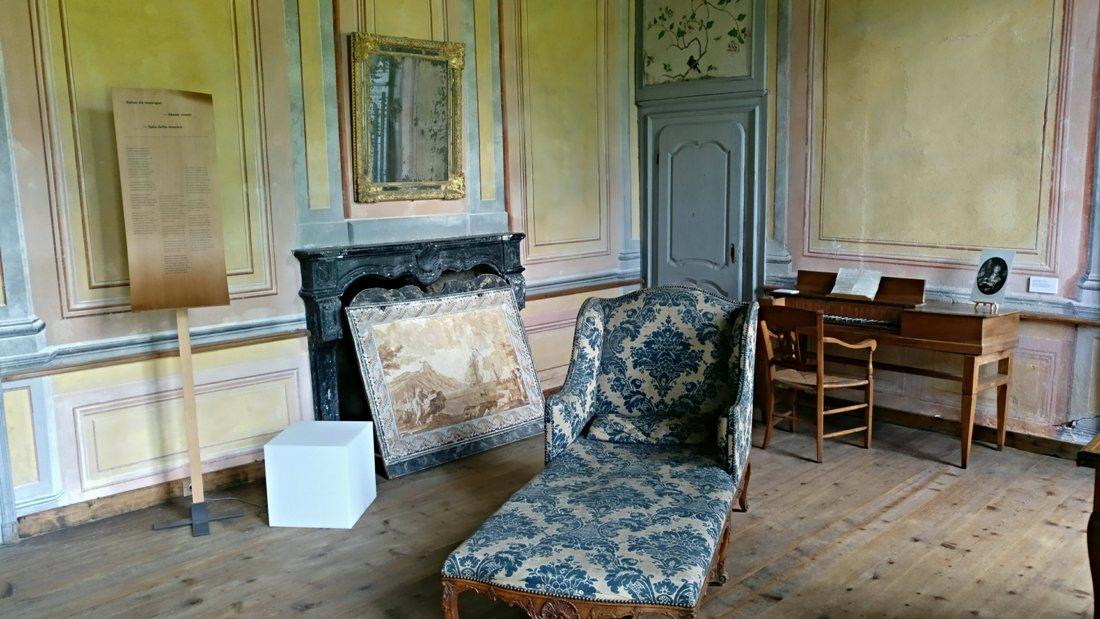 Les Charmettes: Las pequeñas delicias de Jean-Jacques Rousseau