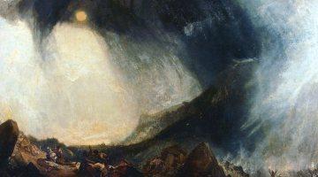 Transposición, principio y estética de lo sublime