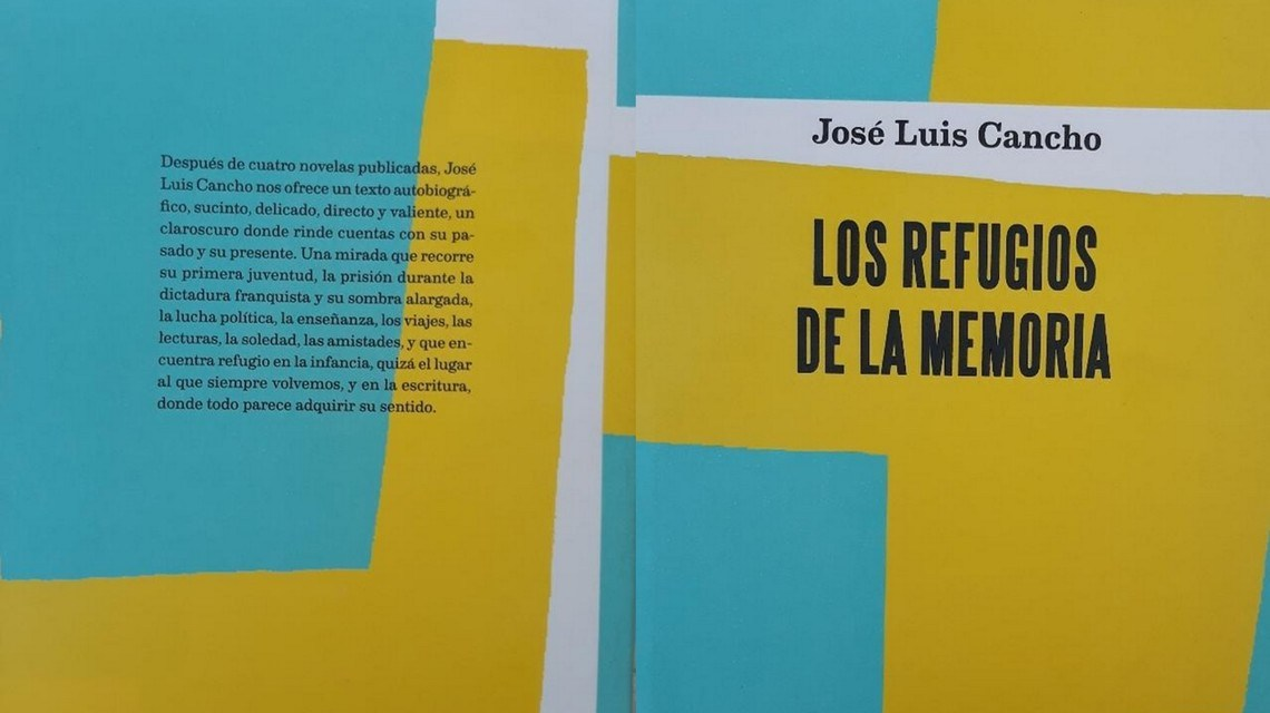 Los refugios de la memoria, José Luis Cancho. Papeles Mínimos, 2017 3