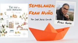 Fran Nuño, uno de nuestros mejores escritores de literatura infantil y juvenil 1