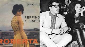 Hoy, en El Tocadiscos, Roberta, de Peppino di Capri