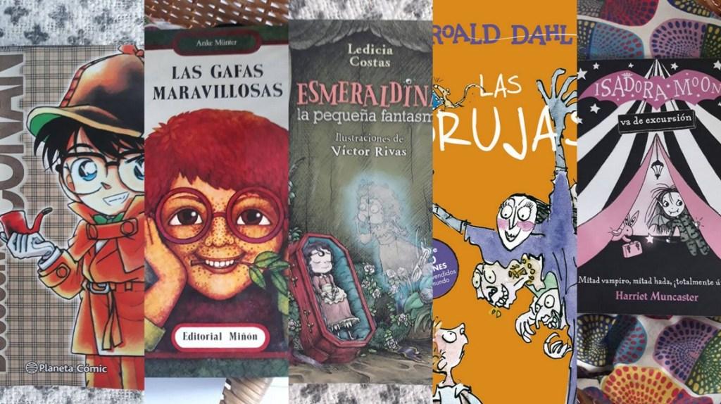 La vuelta al cole en 30 libros: Propuestas de libro infantil y juvenil 1