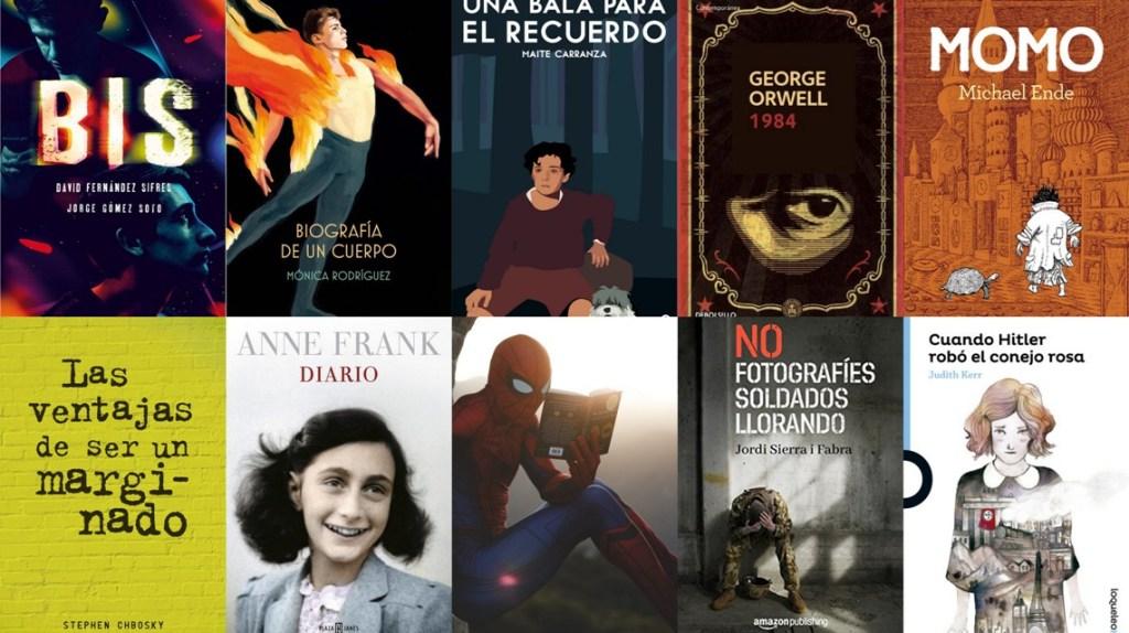 La vuelta al cole en 30 libros: Propuestas de libro infantil y juvenil 3
