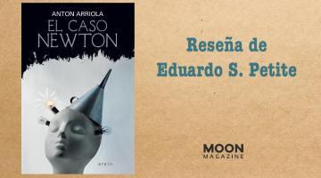 El caso Newton, de Antón Arriola. Newton cae sobre Bilbao 1