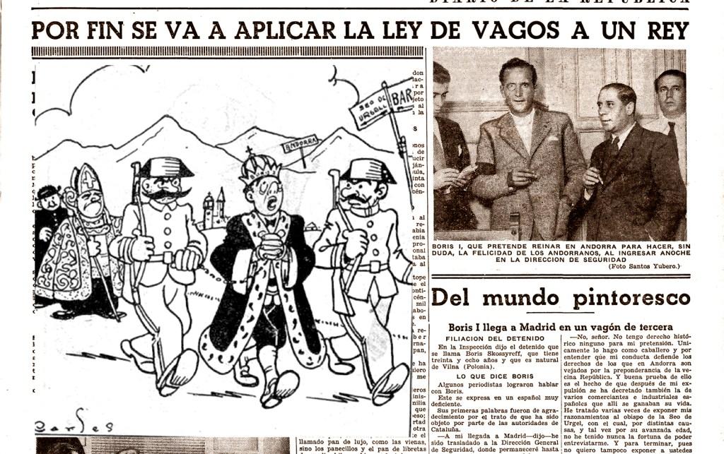 El rey de Andorra, de Miguel Izu. Memoria, olvido y búsqueda de la verdad