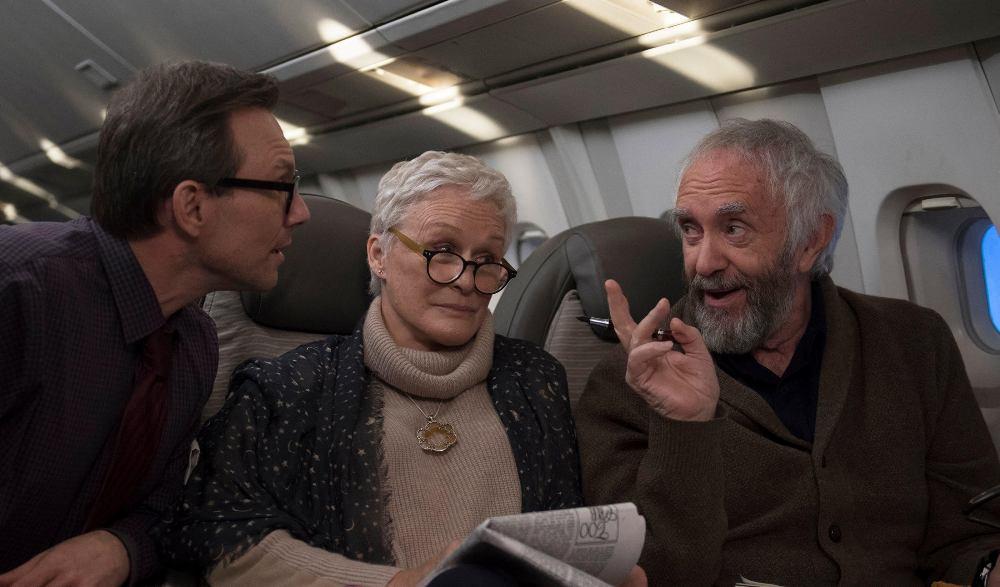 The Wife: el cuento de un engaño arrogante. Película La buena esposa, crítica. Reparto.