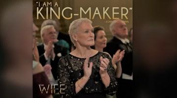 The Wife: el cuento de un engaño arrogante