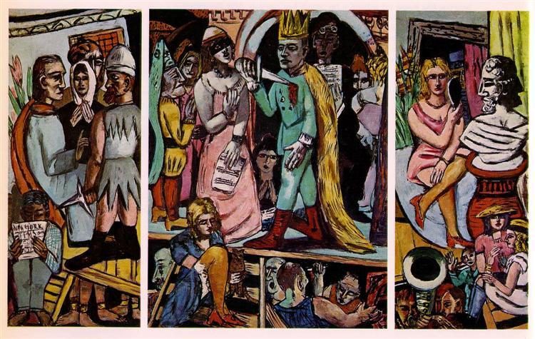 El arte de Max Beckmann conquista el Thyssen-Bornemisza 3