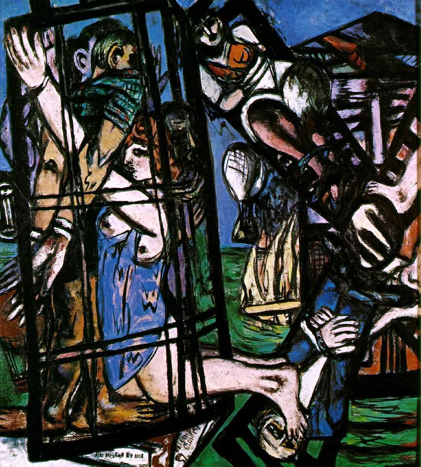 El arte de Max Beckmann conquista el Thyssen-Bornemisza 4