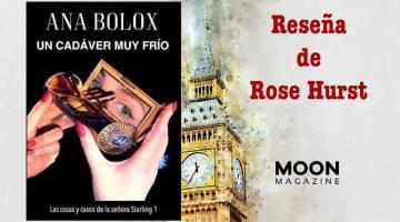 Un cadáver muy frío, de Ana Bolox: cozy a la española con inconfundible sabor british