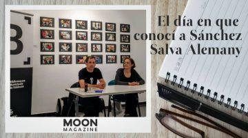 El día en que conocí a Sánchez. Esther García Llovet en el Club de Lectura de Novela Negra