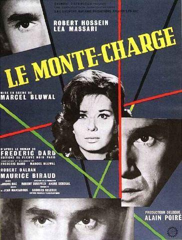 El montacargas, de Frédéric Dard. Un clásico policiaco reeditado por Siruela 1
