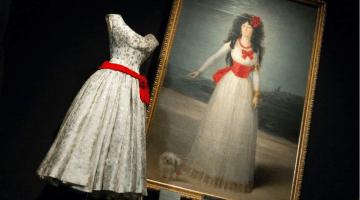 Exposición 'Balenciaga y la pintura española': moda y creación pictórica