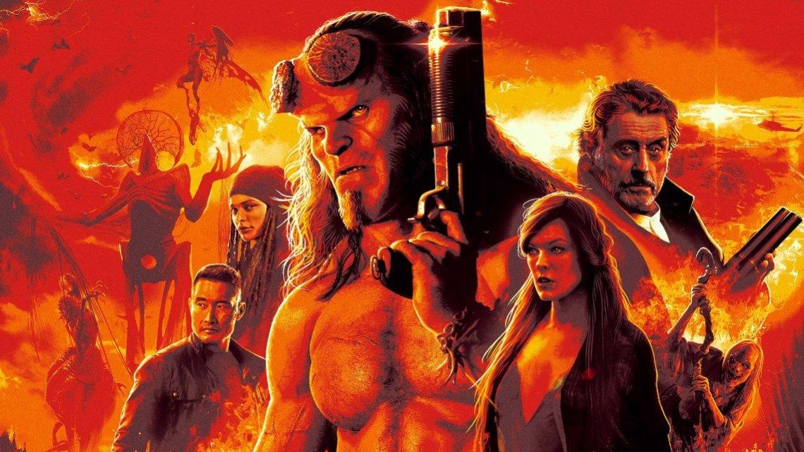 Hellboy (2019), la infernal comedia 4