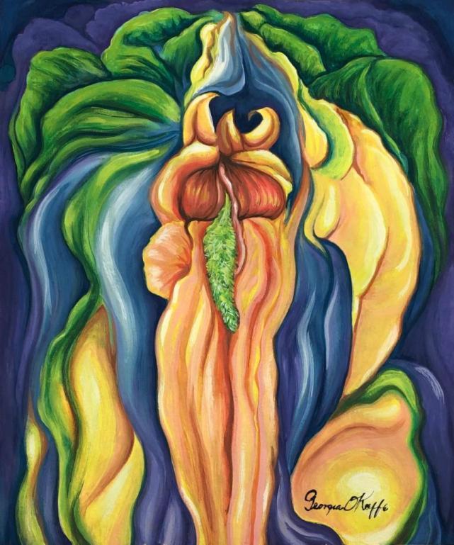 Georgia O'Keeffe: el poder simbólico y lo conceptual como propuesta personal 4