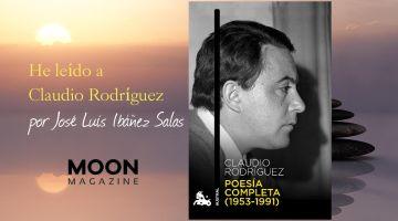 Leo a Claudio Rodríguez