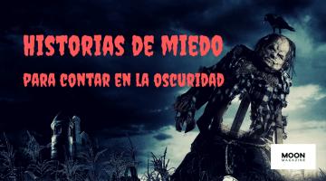 Historias de miedo para contar en la oscuridad: Somos miedo e historias