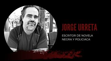 El noias, la nueva novela de Jorge Urreta que verá la luz en 2020