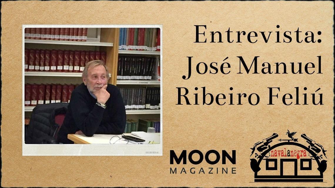 José Manuel Ribeiro Feliú: Navalanegra es una gran tertulia entre autores y lectores