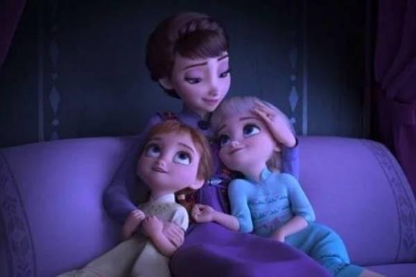 Todos los símbolos mágicos que hallarás en la película Frozen II 2