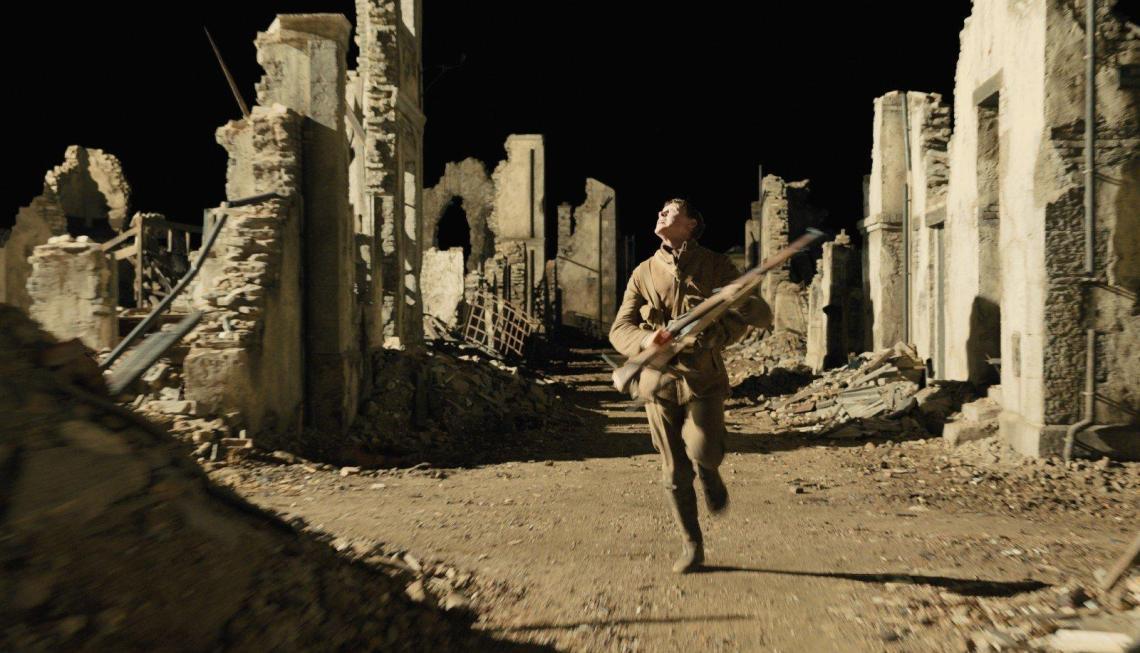 1917, de Sam Mendes: Un prodigio técnico para mostrar el infierno de la guerra 1