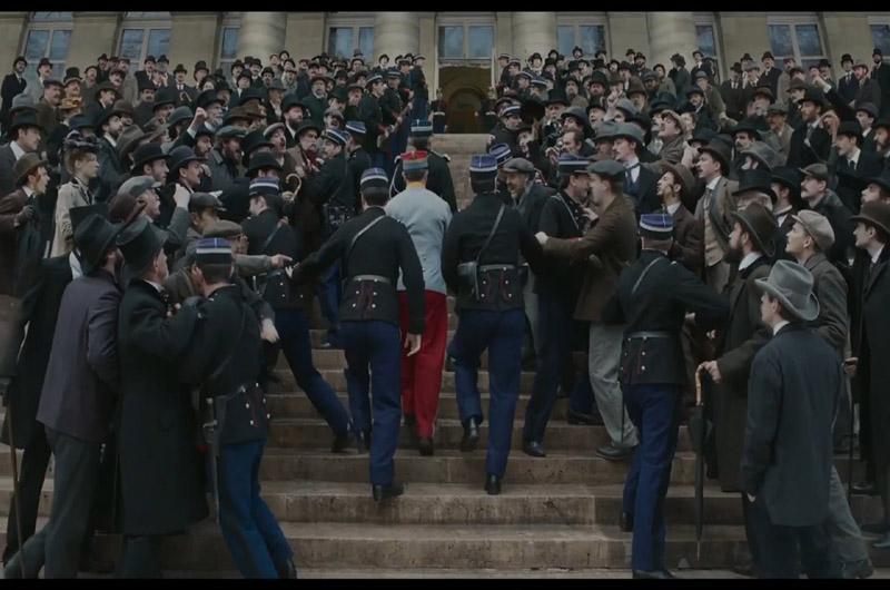 Caso Dreyfus, antisemitismo