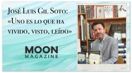 Entrevista a José Luis Gil Soto, autor deMadera de savia azul 3