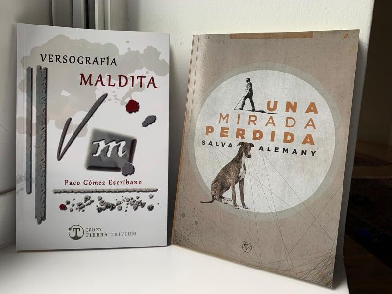 Ganadora del sorteo especial de libros 'Diez años con Revista MoonMagazine' 1