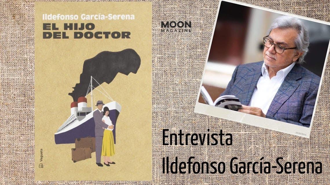 Ildefonso García-Serena: El hijo del doctor es un libro sobre las lealtades más que sobre la emigración y el exilio