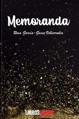 Memoranda, un poemario de Rosa García-Gasco Villarrubia 2