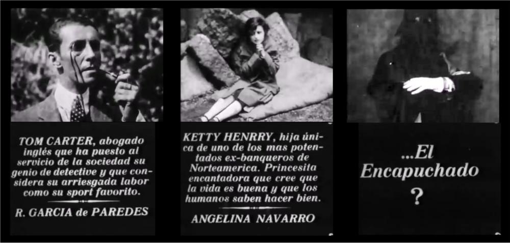 Orígenes del cine negro español. El ladrón de los guantes blancos 4