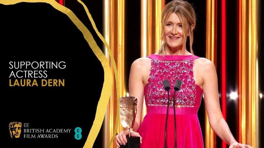 Laura Dern, premios y nominada a mejor actriz de reparto