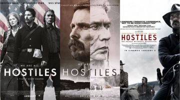 Hostiles: violencia americana. Un western de Scott Cooper