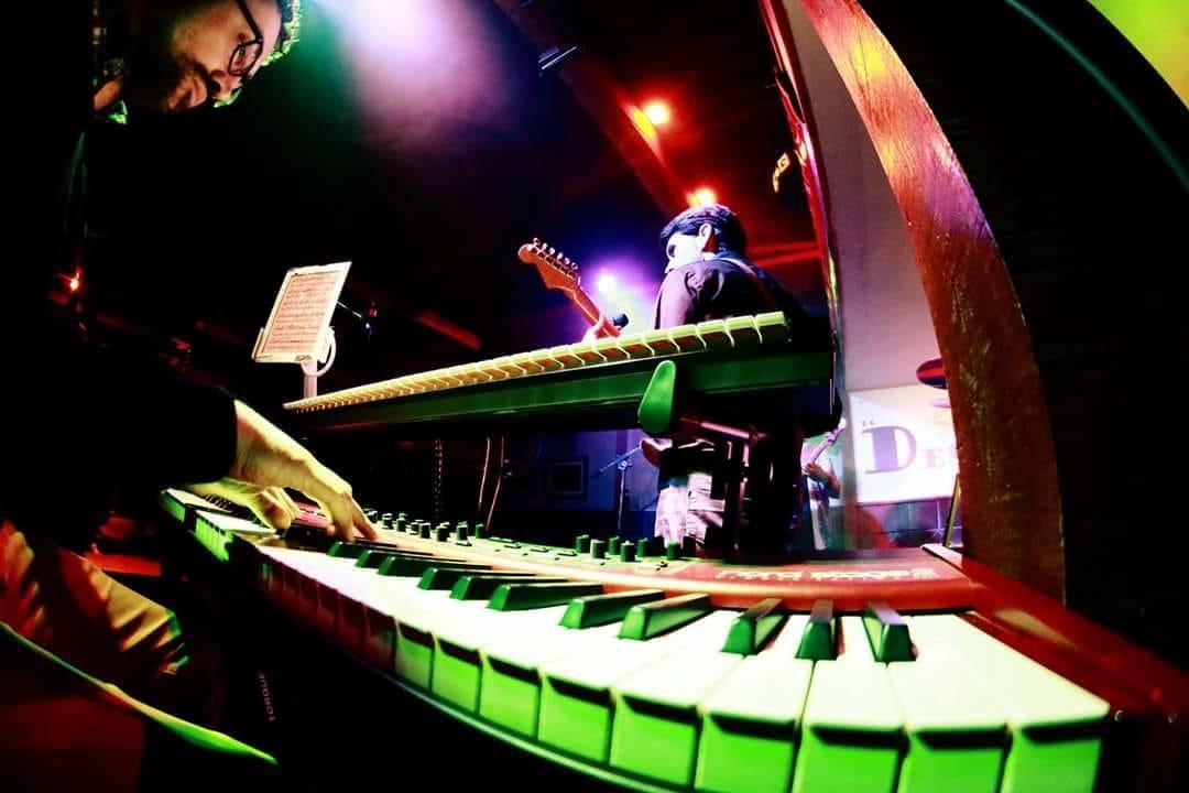 David Lamb, pianista