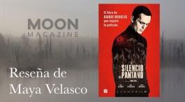 El silencio del pantano, de Juanjo Braulio: el libro dentro del libro 1