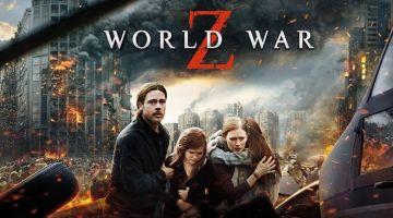 World War Z (2013) de Marc Forster: zombis por aquí, zombis por allá