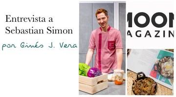 Sebastián Simon, autor de Cocina Zero Waste: Reciclar no es suficiente 3
