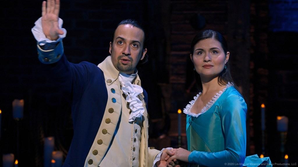 Hamilton, amor y belleza en tiempos de revolución 2