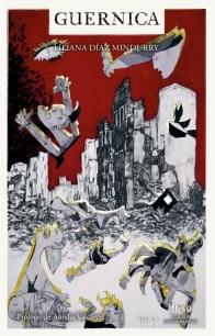 Pinceladas de dolor, a propósito de Guernica, poemario de Liliana Díaz Mindurry