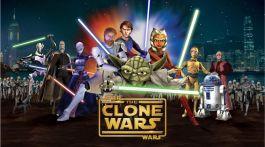 Clone Wars o cómo recuperar la fe en Star Wars