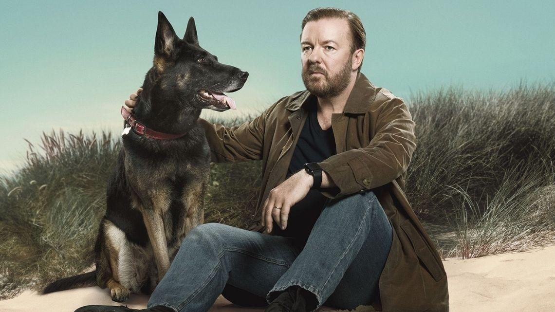 After life de Ricky Gervais, ¿quién querría vivir cuando lo hemos perdido todo?