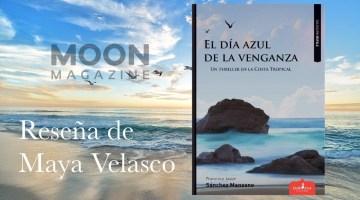 El día azul de la venganza, de Francisco Javier Sánchez Manzano 1