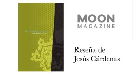Tres cuartas partes, José Ángel Leyva: las palabras poseen memoria 1