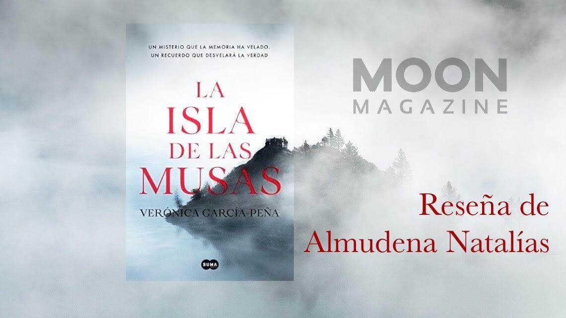 La isla de las musas, de Verónica García-Peña: por la senda del misterio gótico 1