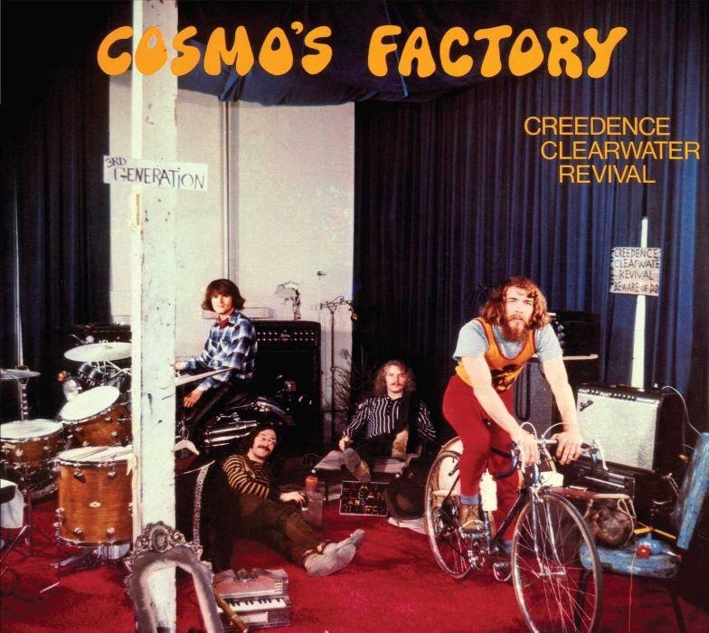 Creedence Clearwater Revival (II). Los tiempos estaban cambiando 4